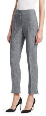 Emporio Armani Slim Boucle Pants