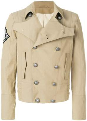 Balmain buttone up jacket