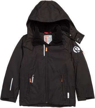 Reimatec(R) Detour Waterproof Hooded Jacket