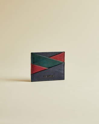 Ted Baker ANNLOU Metallic leather card holder