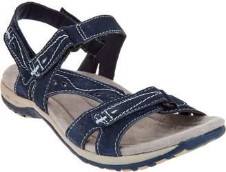 Earth Origins Suede Sport Sandals - Sophie