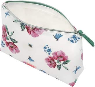 Cath Kidston Wild Garden Matt Zip Cosmetic Bag