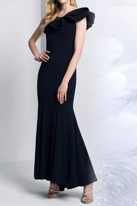 Frank Lyman Full Length Gown