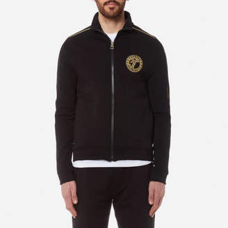 Versace Men's Zipped Sweatshirt