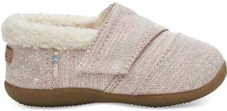 d1eeb5640cb Toms Rose Cloud Glimmer Tiny House Slippers