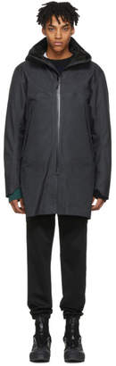 Arcteryx Veilance Grey Down Monitor Coat