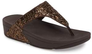 FitFlop Glitterball(TM) Thong Sandal