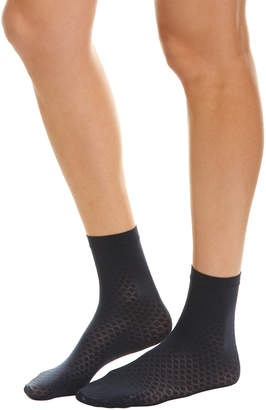 Wolford 2Pk Rhomb Net Socks