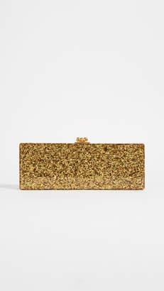 Edie Parker Flavia Solid Shoulder Bag