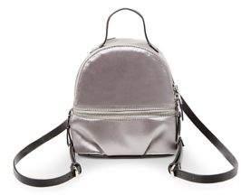 Steve Madden Satin Mini Backpack