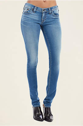 True Religion STELLA LOW RISE SKINNY LONG WOMENS JEAN