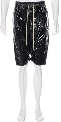 Rick Owens 2018 Dark Man Pod Shorts w/ Tags