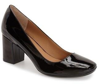 Women's Calvin Klein 'Cirilla' Block Heel Pump $98.95 thestylecure.com