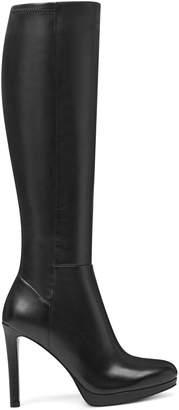 Nwwts Quizme Wide Calf Platform Boots