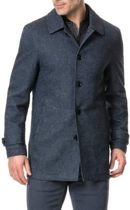 Rodd & Gunn Balmoral Forest Regular Fit Coat