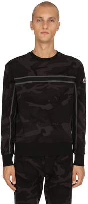 Moncler Camo Cotton Sweatshirt
