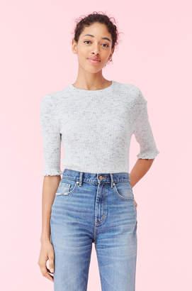 Rebecca Taylor La Vie Spacedye Knit Pullover