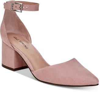 Call it SPRING Aiven Block-Heel Pumps Women's Shoes