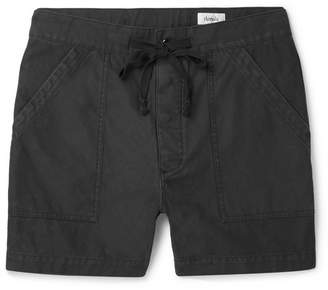 Chimala Washed-Cotton Drawstring Shorts