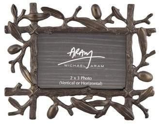 Michael Aram Olive Branch Mini Frame