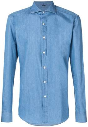 Fay denim shirt