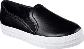 Skechers Originals Women's Double Up Fashion Sneaker $37.99 thestylecure.com