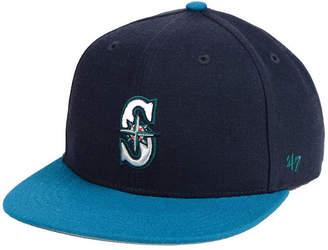 '47 Boys' Seattle Mariners Basic Snapback Cap
