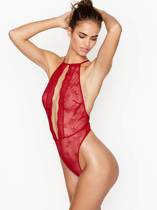 Very Sexy Keyhole Lace Teddy