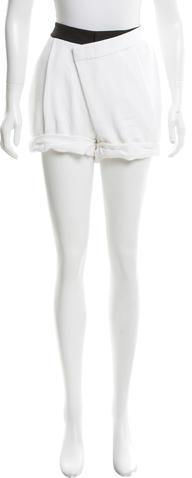 Helmut LangHelmut Lang High-Rise Mini Shorts w/ Tags