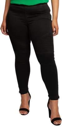 Dex Plus Classic Textured Leggings