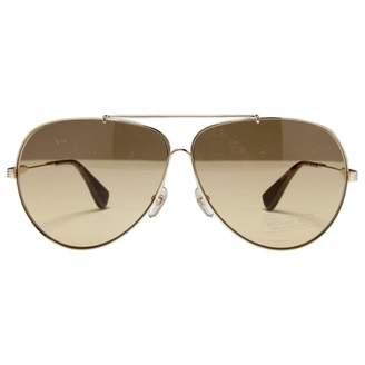 Michael Kors Gold Metal Sunglasses