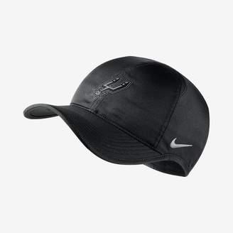 Nike San Antonio Spurs AeroBill Featherlight NBA Hat
