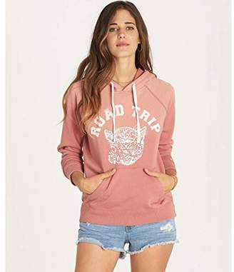 Billabong Women's Say So Pullover Hoody Sweatshirt