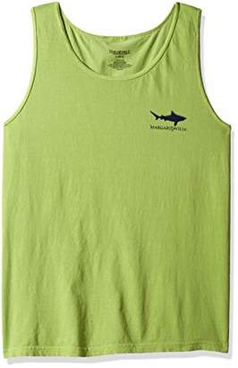 Margaritaville Men's Shark ICON Tank TOP