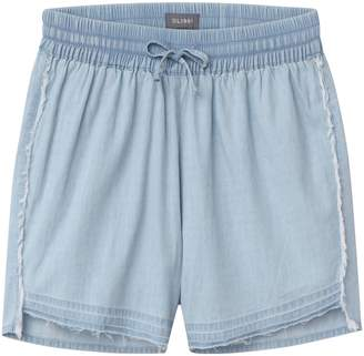DL1961 Bleached Chambray Shorts