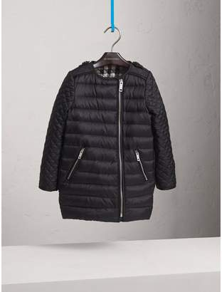 Burberry Quilted Down-filled Coat