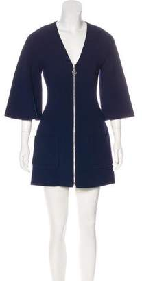 Alexis Wool Bell Sleeve Dress