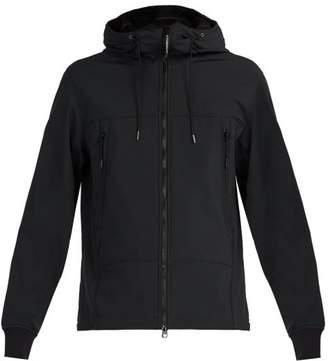 C.P. Company Goggle Hooded Jacket - Mens - Black