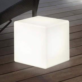 Solar-Dekorationsleuchte LED Shining Cube