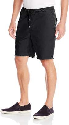 "Brixton Young Men's MADRID ELASTIC WAIST 19"" SHORT Shorts"