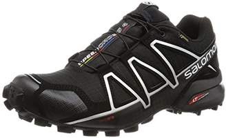 Salomon Men's Speedcross 4 GTX Trail Running Shoe