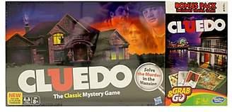 Hasbro Cluedo Full Board & Travel Game