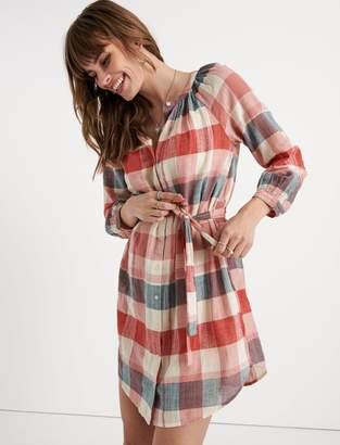 Lucky Brand Harper Peasant Dress
