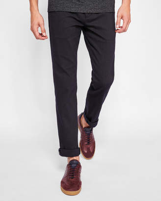Ted Baker MAXCHI Slim fit textured pants