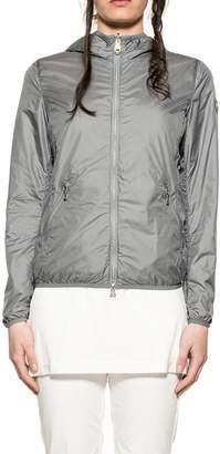 Colmar Gray/sage Green Hooded Reverse Jacket