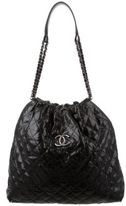 Chanel Chanel Large CC Shopping Tote