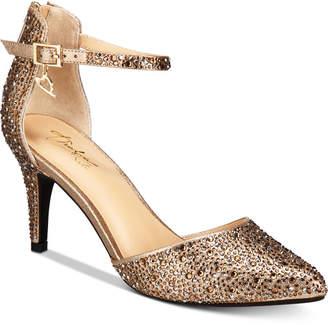 Thalia Sodi Vanesssa Pointed-Toe Pumps, Women Shoes