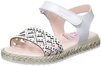 Pablosky Kids Girls' 450903 Open Toe Sandals