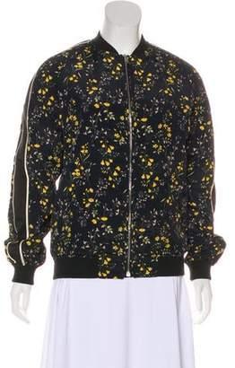 Belstaff Floral Bomber Jacket w/ Tags