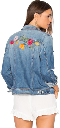 7 For All Mankind Trucker Jacket $349 thestylecure.com